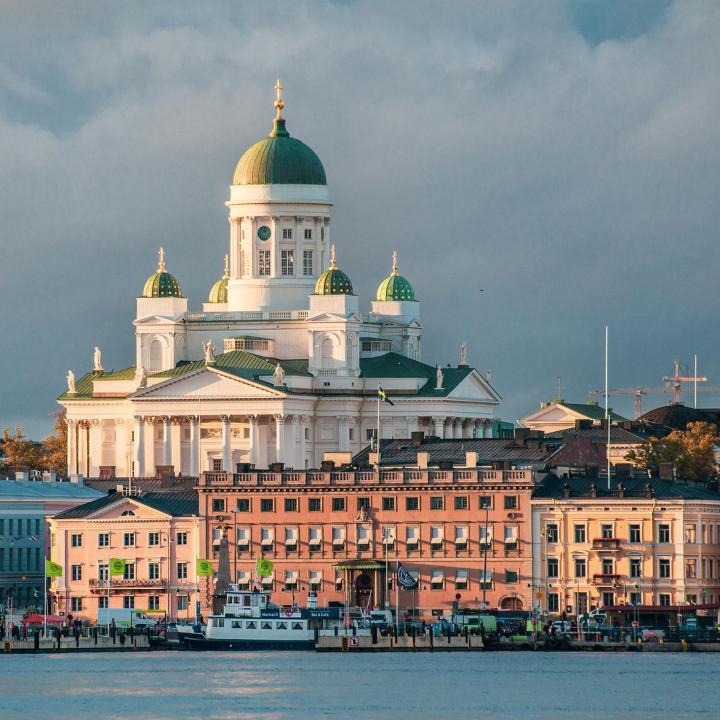 Partnersuche finnland